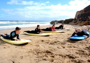Learn how to surf in Fuerteventura