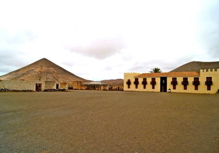 Fuerteventura Jeep safari to visit casa los coroneles