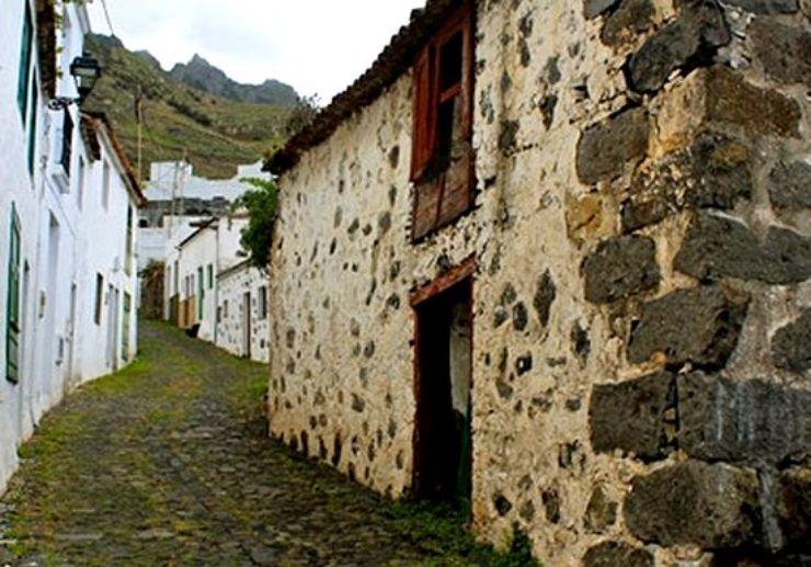 Taganana hiking in Anaga mountains