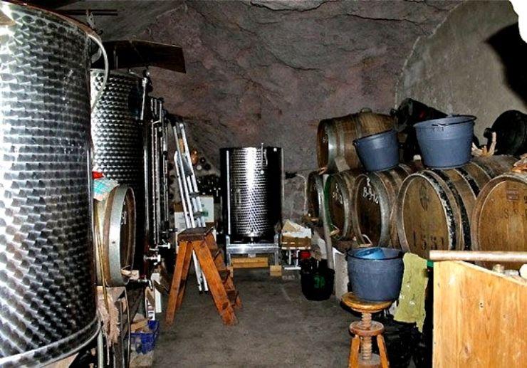 Wine cellar in Anaga mountains