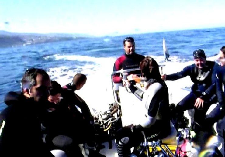 Puerto de la Cruz advance PADI diving course