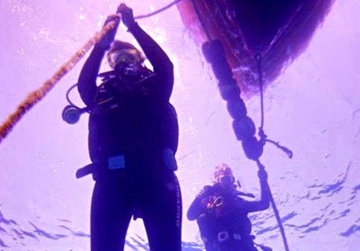 Open water diver course Puerto del Carmen Lanzarote