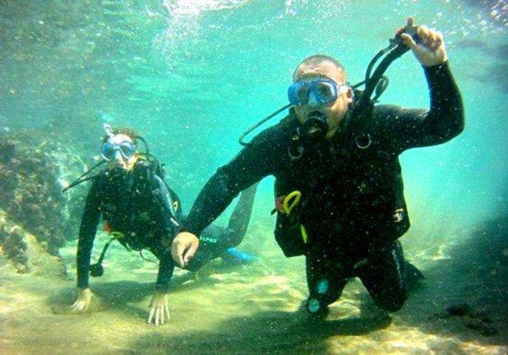 Learn diving in Lanzarote Puerto del Carmen