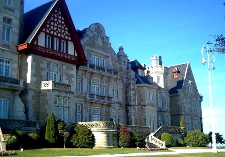 Royal Palace of Magdalena in Santander