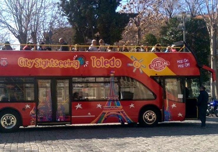 Toledo city tour hop on hop off