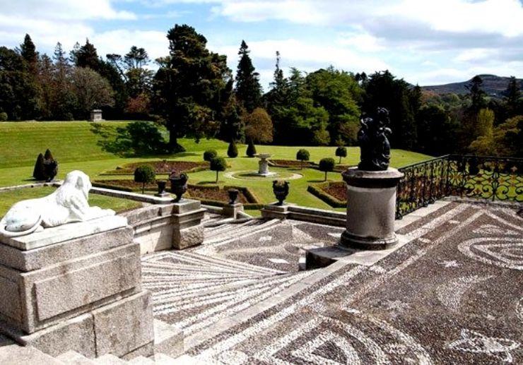 Dublin South Coast Gardens and Glendalough tour