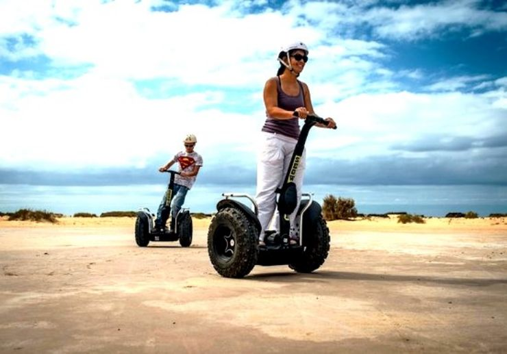 FUN segway tours in Maspalomas