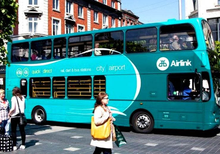 Dublin Airlink Express to and from airport