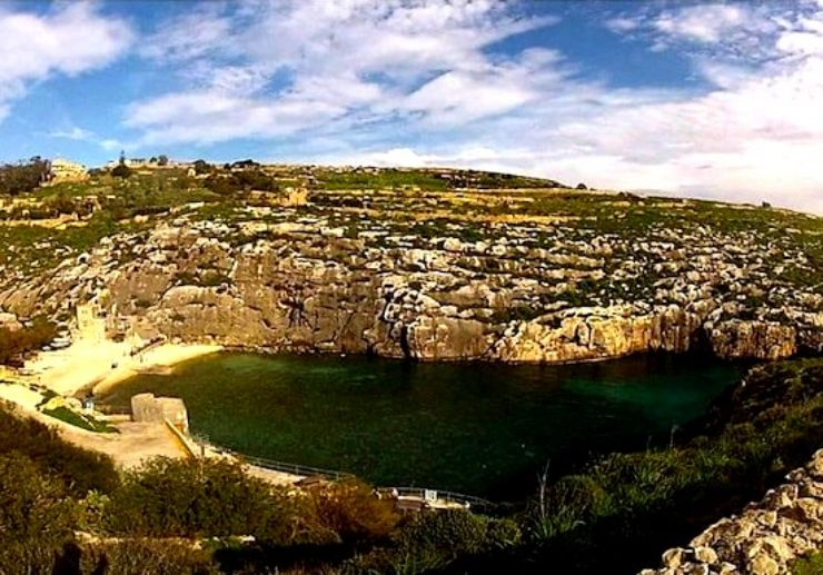 Visit beautiful coastal of Gozo on segway tour