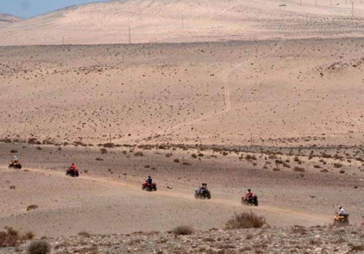 Fuerteventura quad and buggy tour