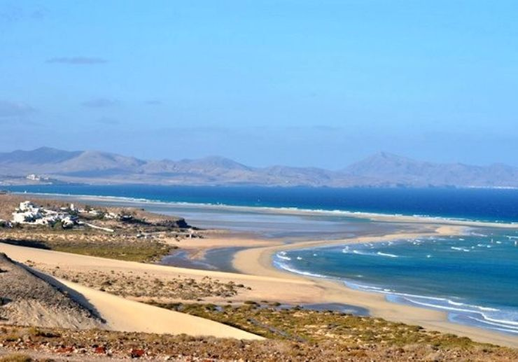 See Playa Sotavento on quad and buggy tour