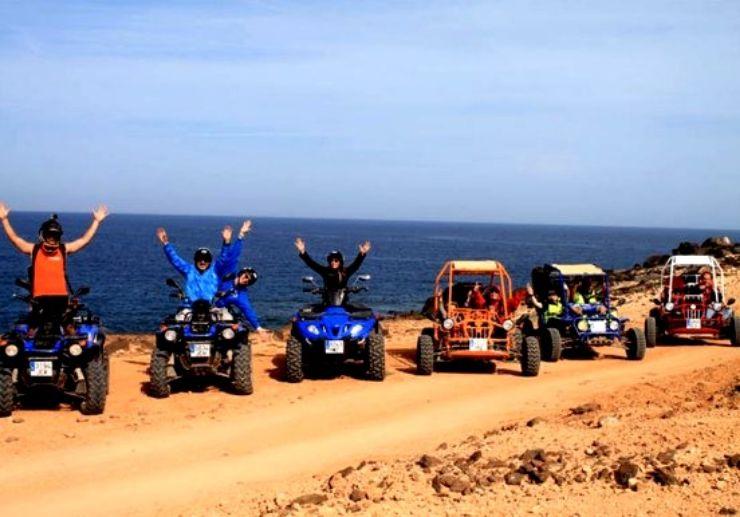 Buggy and quad tour Caleta de Fuste