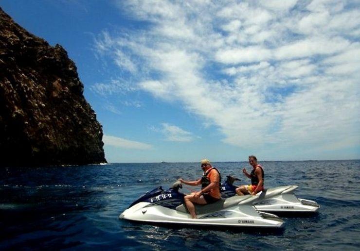Jetski safari tour in Tenerife