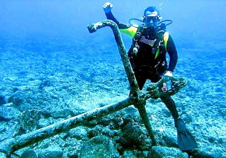 Guided Scuba diving in Costa Teguise