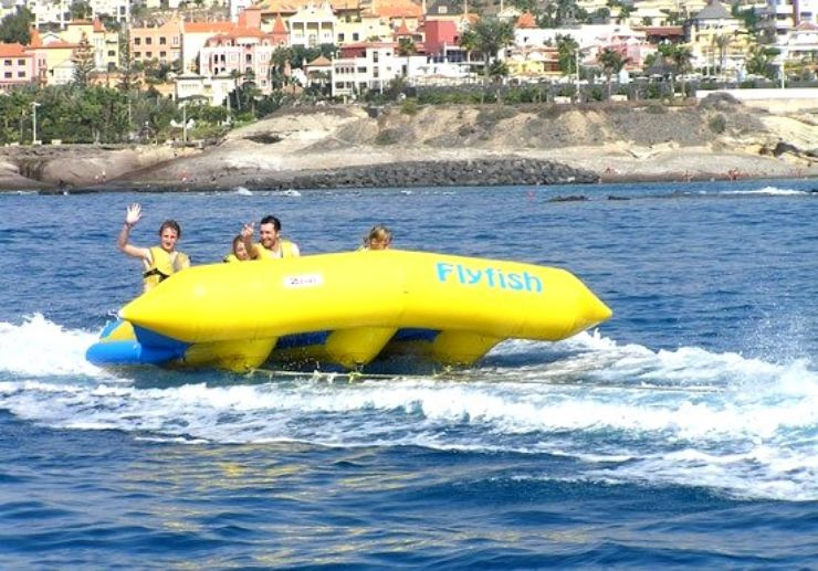 ride fly fish in Tenerife