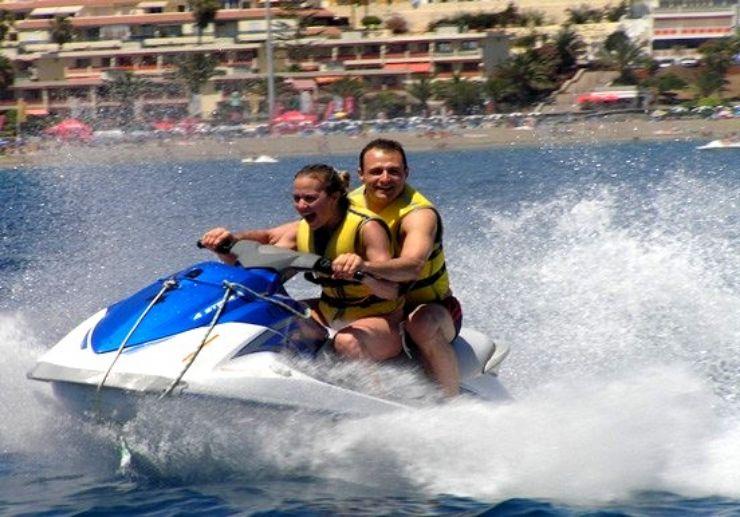Tenerife Jet ski combo pack