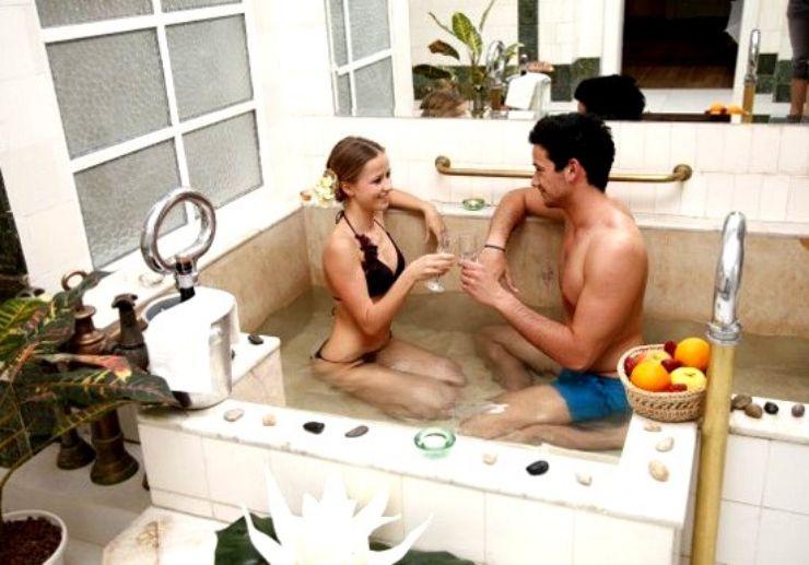 Private thermal bath