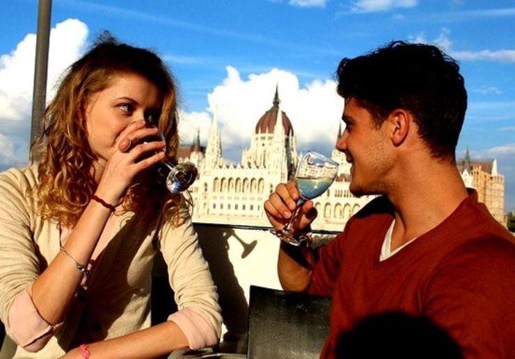 Budapest afternoon wine tasting cruise