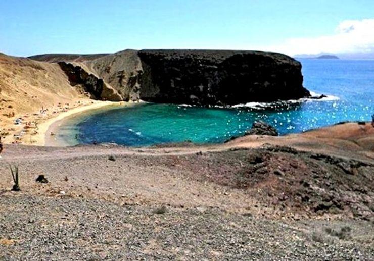 Jetski safari to visit Papagayo beach