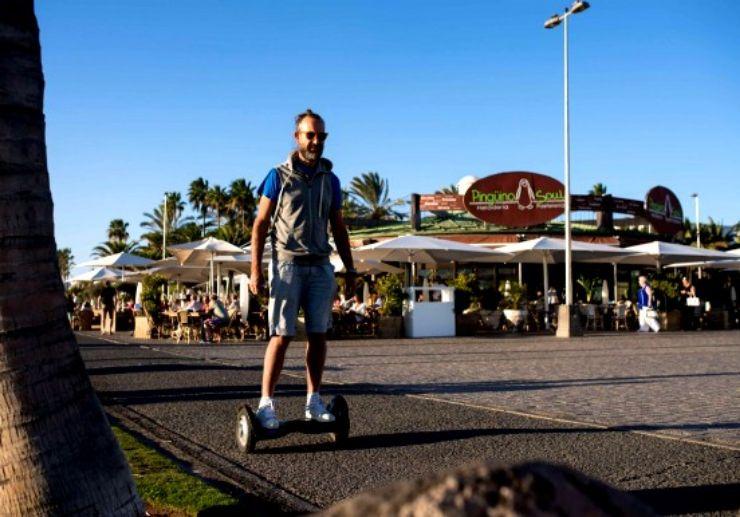 Maspalomas hoverboard rental