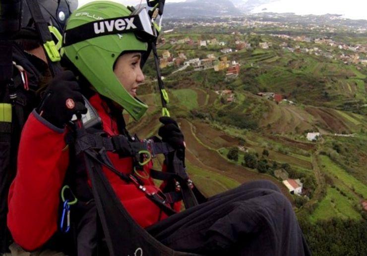 Paragliding Icod de los Vinos