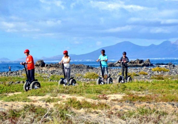 Segway tour Corralejo