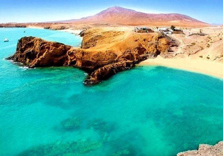 Lanzarote jetski safari to Papagayo beach