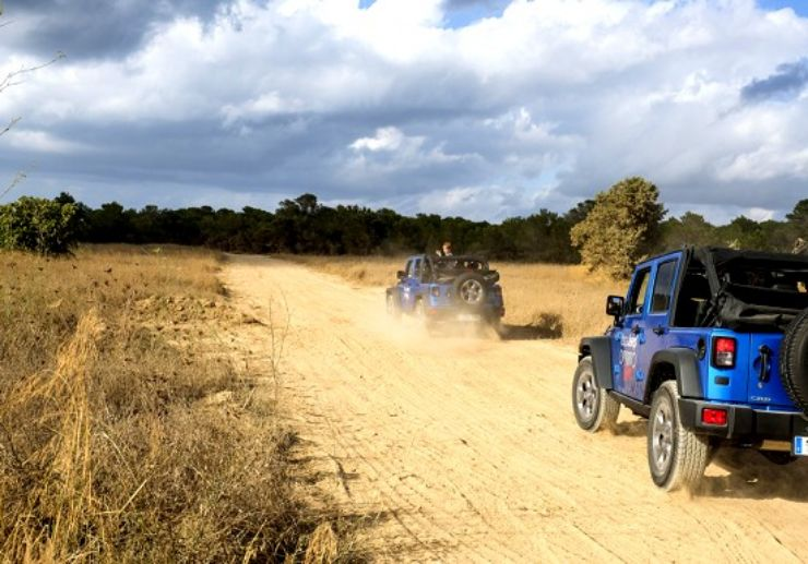 ESENTIAL Formentera jeep tour