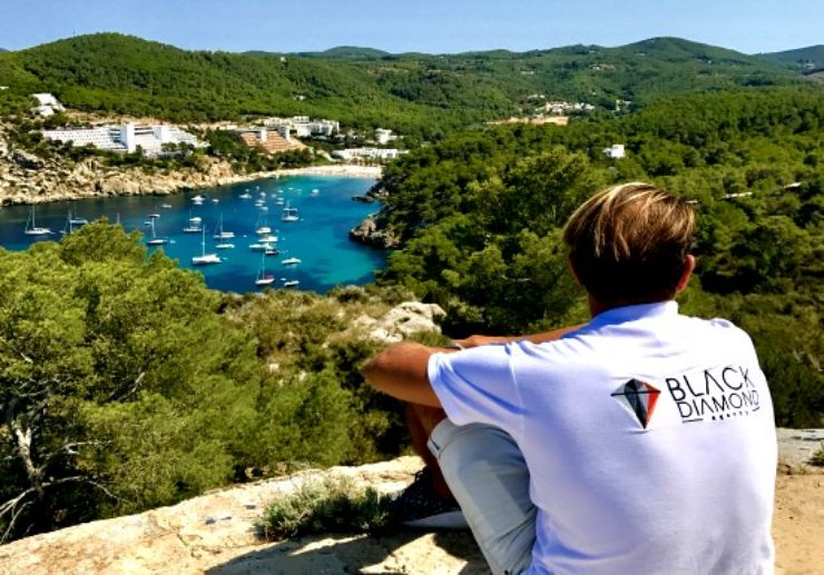 Ibiza scenic jeep tour with paella cliff jumping and snorkelling