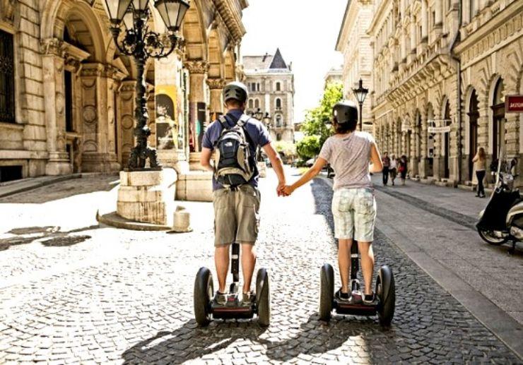 Explore Budapest on Segway Grand City Tour