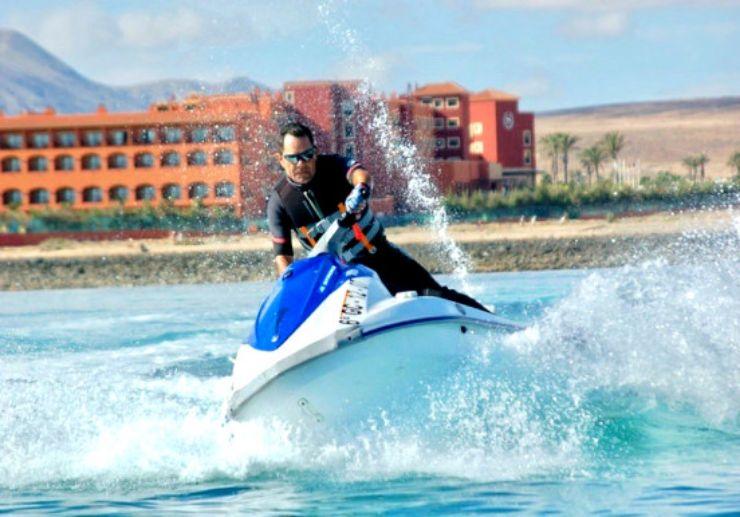 Jet ski Caleta de Fuste