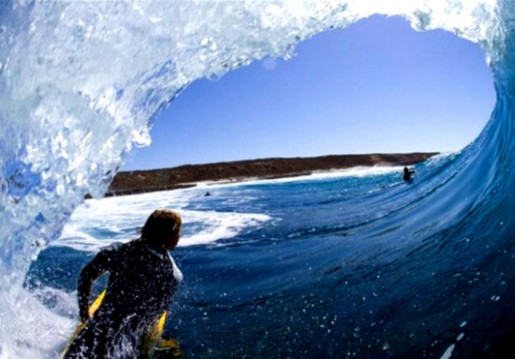 Learn to bodyboard Puerto de la Cruz