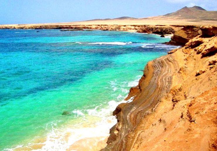 Fuerteventura jeep tour Cofete route