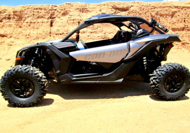 Lanzarote Maverick buggy tour