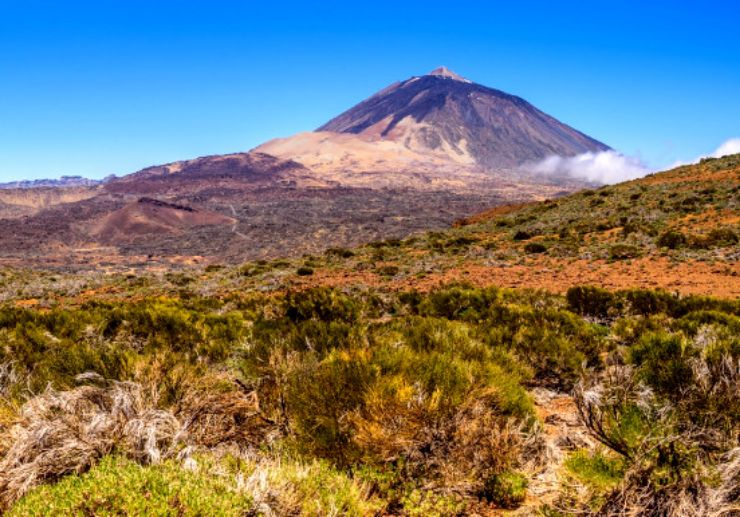 Hiking in Teide National Park