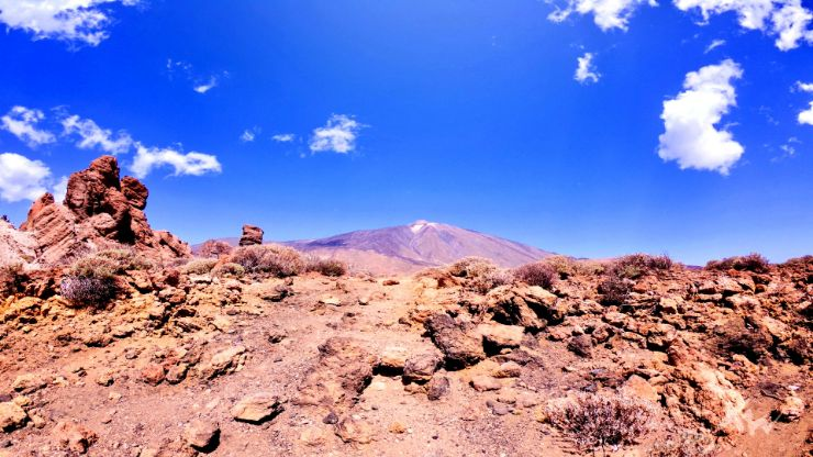 3 hours buggy tour with Teide option
