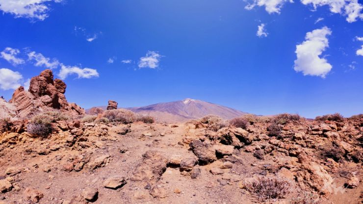 Buggy adventure to Teide National Park and Masca
